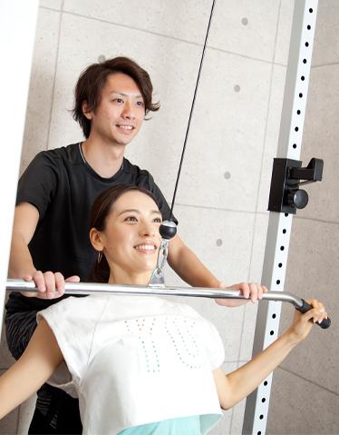 rinatoパーソナルトレーニング